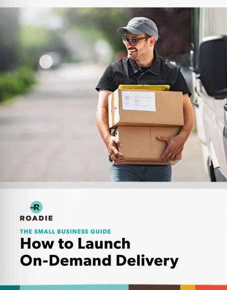 on-demand delivery for small business